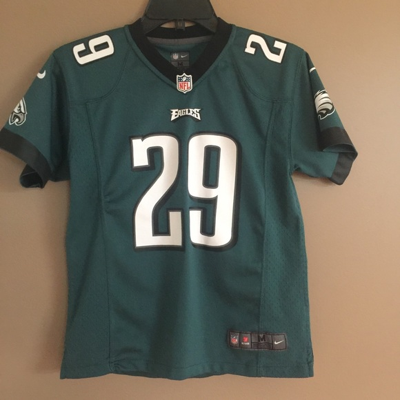 new product 47898 9dadc Demarco Murray NFL On Field Eagles Jersey
